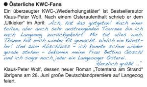 KWC Wolf